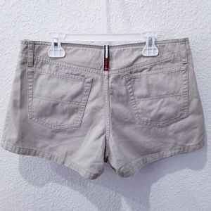 Tommy Hilfiger Shorts - Tommy Jeans Kaki Shorts low Rise size 9_100% cotto